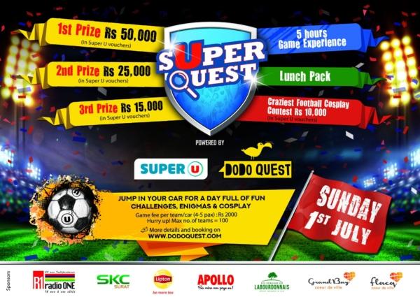 Super Quest new ad