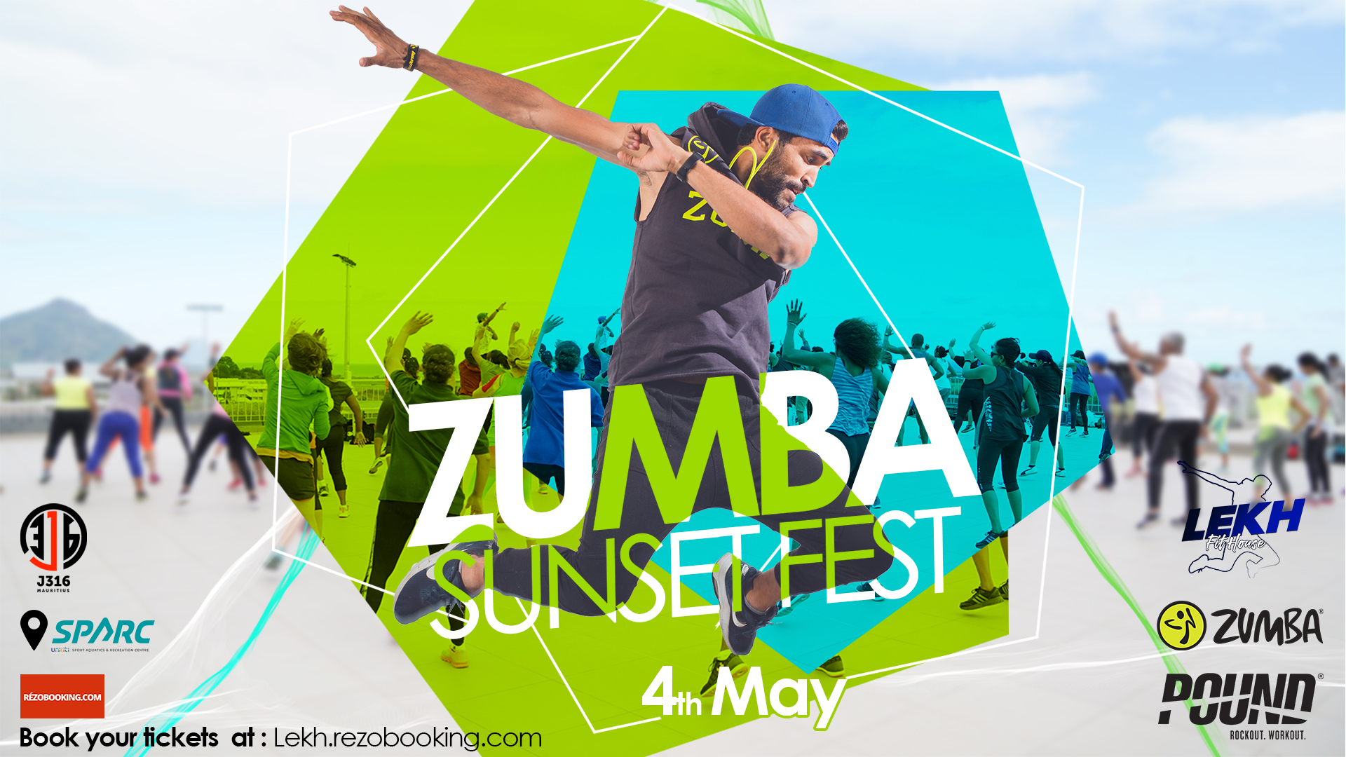 Zumba Sunset Fest